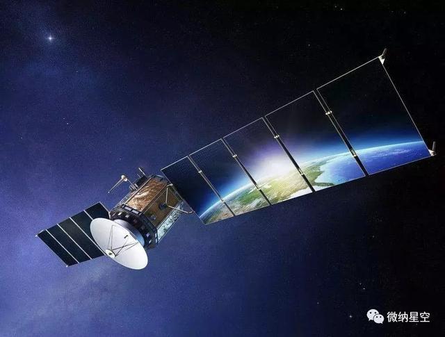 除了太阳能帆板还有什么?详解卫星三大能源系统