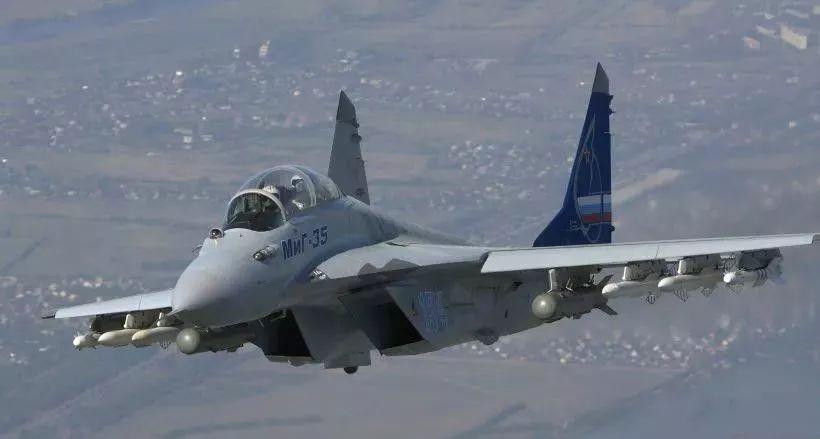 俄罗斯米格-35即将完成测试:足够皮实耐用